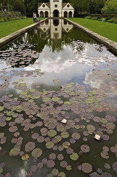 Bodnant Gardens, Wales, UK