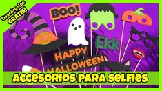 Ideas Paso A Paso, Manualidades Halloween, Selfies, Halloween Costumes, Comic Books, Comics, Cover, Art, Free Printables