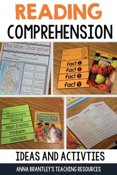 My Read and Respond Bundle includes activities for both fiction and nonfiction books. This resource has graphic organizers, foldables, games, and much more! Your first grade, second grade, or third grade students will love these fun and engaging hands-on activities. My packets can be used for whole group, small group, or even independent stations! #annabrantleysteachingresources #readingcomprehension #fiction #nonfiction Reading Response Activities, Guided Reading Groups, Teaching Activities, Hands On Activities, Reading Comprehension, Fun Learning, Teaching Resources, Nonfiction Activities, Teaching Ideas