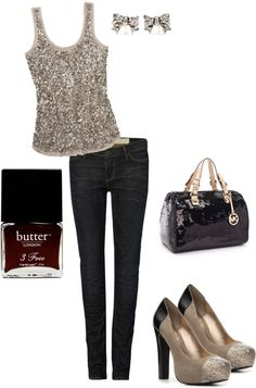 """""""sparkle"""" by mirapaigew on Polyvore"""