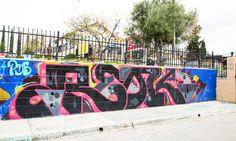 Graffiti - Los Angeles