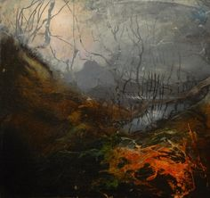 Beth Robertson Fiddes - Inverpolly Trees
