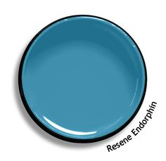 Resene Endorphin is a mid toned sky blue, refreshing and sporty, has the ability to extend further. From the Resene Multifinish colour collection. Try a Resene testpot or view a physical sample at your Resene ColorShop or Reseller before making your final colour choice. www.resene.co.nz