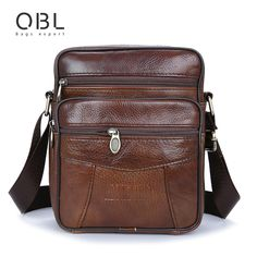 Cheap bag slots, Buy Quality bag ice directly from China bag filler Suppliers:            2016 Casual Business Messenger Crossbody Shoulder Bag for Men Handbags Bag Men Genuine Leather