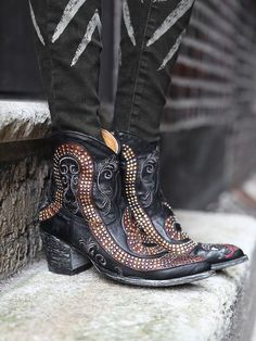 For The Cowgirl In Me: Spirit Ranch Boot by Old Gringo