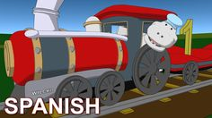 Learn numbers 0 to 10 in Spanish aboard a train! https://www.youtube.com/watch?v=rfmuq6m9qjA