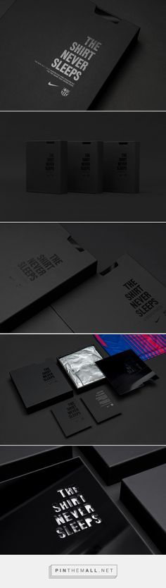 FC Barcelona 2017/18 Jersey - Premium Edition - Packaging of the World - Creative Package Design Gallery - http://www.packagingoftheworld.com/2017/07/fc-barcelona-201718-jersey-premium.html