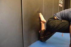 Effective stretches to prevent injury and gain flexibility for Brazilian Jiu Jitsu.
