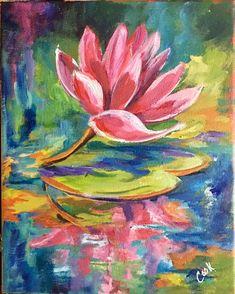 Water Garden Lily