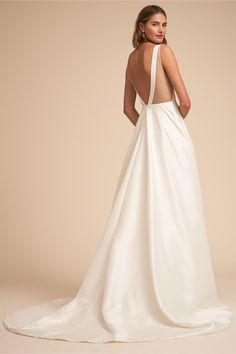 Octavia Gown from BHLDN