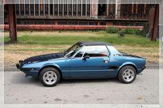 For no apparent reason I quite adore this car, Fiat x1/9