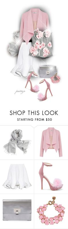 """""""Spring's Busting Out All Over"""" by rockreborn ❤ liked on Polyvore featuring Far + Wide Collective, Dorothy Perkins, Vika Gazinskaya, Proenza Schouler and Les Néréides"""