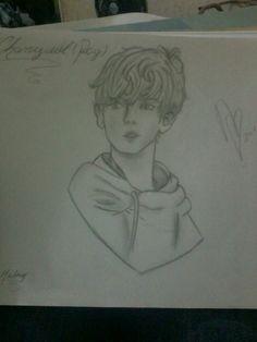 Um presente que fiz para minha amiga! O ultimate dela é o Chanyeol kkkk
