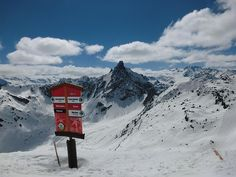 Skifahren in Courchevel
