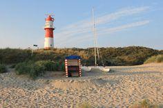 Elektrischer #Lighthouse - #Leuchtturm am Südbadestrand von Borkum    http://dennisharper.lnf.com/