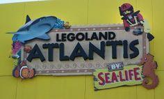Ab ins Legoland und auf jeden Fall das Atlantis besuchen