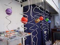 How to make a Garden Spiral Wind-Spinner