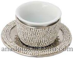 swarovski taşlı çay takımları ile ilgili görsel sonucu