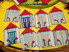 Art Lessons, Kindergarten, Preschool, November, Diy Crafts, Education, Drawings, Color Art Lessons, November Born