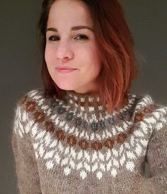 Ravelry: LindaTyrhaug's Høst islandsgenser Knit Crochet, Wool, Knitting Ideas, Ravelry, Projects, Sweaters, Pattern, Crafts, Selfies