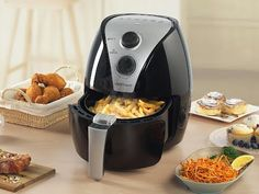 Cooking with Air Fryer . Lovely Cooking with Air Fryer . Deep Frying Temperature Chart Learn How Long to Fry Food Just Cooking, Cooking Light, Healthy Cooking, Cooking Recipes, Air Deep Fryer, Electric Air Fryer, Cooking French Fries, Air Fryer Cooking Times, Oven Cooker