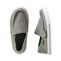 Sanuk Baseline - love these summer shoes for boys
