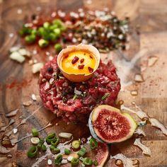 lock.stoff - photographie, steak tartare