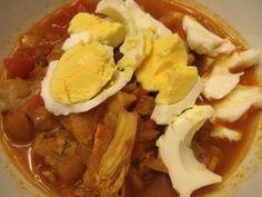 Crockpot Ethiopian Chicken Stew