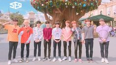 FNC new boy group SF9 (Sensational Feeling 9) will have a realty show program named Spectacle Fantasy 9.. 1st broadcast will be air on 160923 10 PM KST on V app