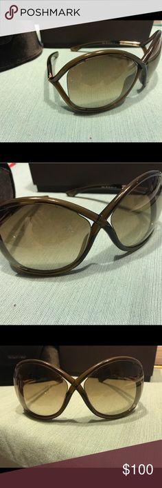 edd0cb9ec4574 Perfect condition Tom ford Whitney sunglasses. Perfect condition - own