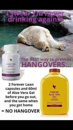 #foreverhealth_lifestyle #hangovercure
