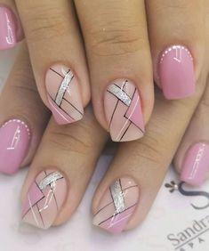 Winter Nails, Summer Nails, Cute Short Nails, School Frame, Nail Designs, Nail Art, Sandro, Margarita, Beauty