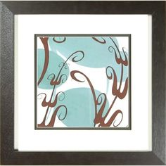"Pro Tour Memorabilia Walt Disney Signature Giclee VII Framed Print #52B Inspired by Melody Time – 21.75"" x 21.75"" - 2-2630B"