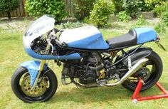 Ducati 900SS caferacer