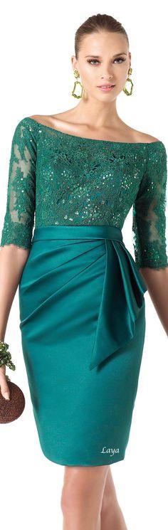 Farb-und Stilberatung mit www.farben-reich.com - Pronovias Cocktail Dress 2014