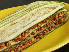 Lasaña Vegetariana de Calabacín y Tofu – Fitlicioso