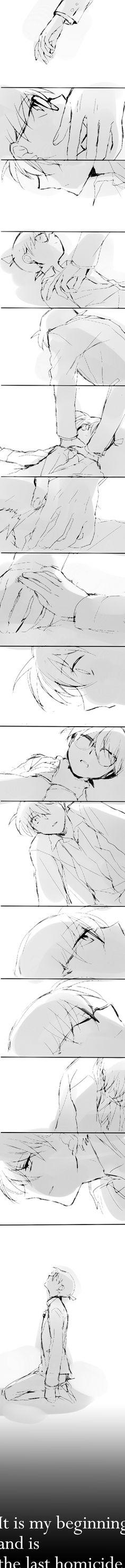 「【腐】コナンlog01」/「あばらや」の漫画 [pixiv]