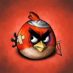 Angry Birds par Scooterek