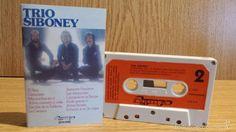 TRÍO SIBONEY. RECOPILATORIO. MC / OLYMPO - 1976 / CALIDAD LUJO.