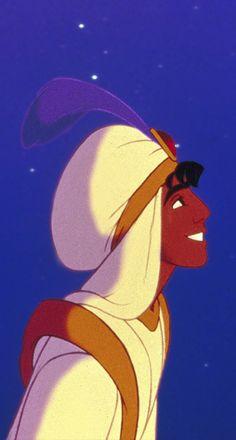 Aladdin e Jasmine lockscreen couple