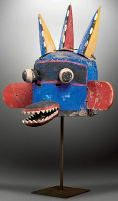 MONDOBLOGO: too sacred to sell: the hopi mask controversy