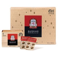 Cheong Kwan Jang] 6-Year Korean Red Ginseng Extract Tablet (500mg x 240tablets), in [Health & Beauty, Dietary Supplements, Nutrition, Herbs & Botanicals | eBay