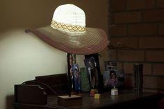 Luminária Porta Chapéu