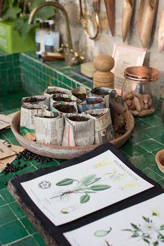 » Underbart växthus – Sköna hem