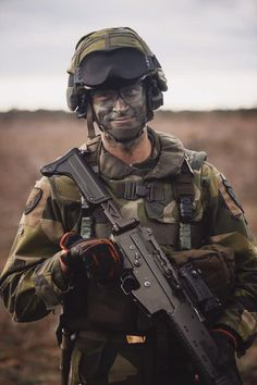 Swedish Armed Forces, Swedish Army, The Day Today, Warfare, Eld, Military, Guns, Design, Weapons Guns