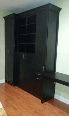 Closet Creations built this custom closet!
