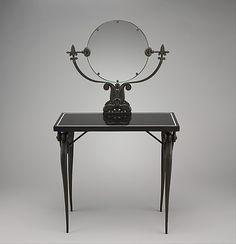 Dressing table - Armand-Albert Rateau (French, Paris 1882-1938 Paris) -The Metropolitan Museum of Art