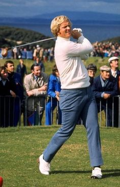 "Jack Nicklaus Quotes: Jack Nicklaus ""put Hogan in the shadows,"" according to Gene Sarazen. Gene Sarazen, Sam Snead, Byron Nelson, Golf Chipping Tips, Golf Tips Driving, Golden Bear, Jack Nicklaus, Vintage Golf, Carolina Hurricanes"