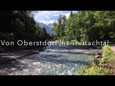 Bei meinem letzten Oberstdorf-Urlaub bin ich durch den Hölltobel marschiert, einen imposanten Wasserfall, der ins Trettachtal fällt. Ein wahnsinns Erlebnis!