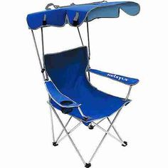 Original Canopy Chair - Blue Kelsyus Sit - Availability: in stock - Price: £67.80